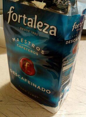 Cafe descafeinado - Product