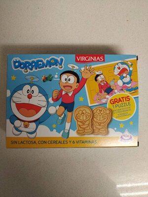 Doraemon galletas - Produit - es