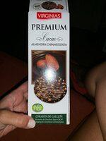 Premium galleta de cacao con almendra caramelizada - Producte - fr