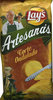 """Patatas fritas onduladas """"Lay's Artesanas"""" - Produit"""