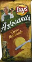 "Patatas fritas onduladas ""Lay's Artesanas"" - Producto - es"