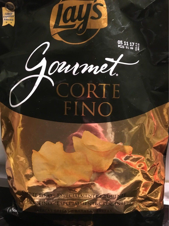 Finísimas patatas fritas corte fino sin gluten - Producto