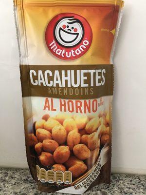 Cacahuetes al horno - Producto - fr