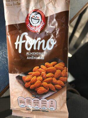 Horno Almendras - Producte