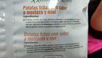 Lays Mostaza Miel128g - Producto - es