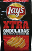 "Patatas fritas onduladas ""Lay's XTRA Onduladas"" Al punto de sal - Producte"