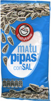 Matupipas con sal - Producte