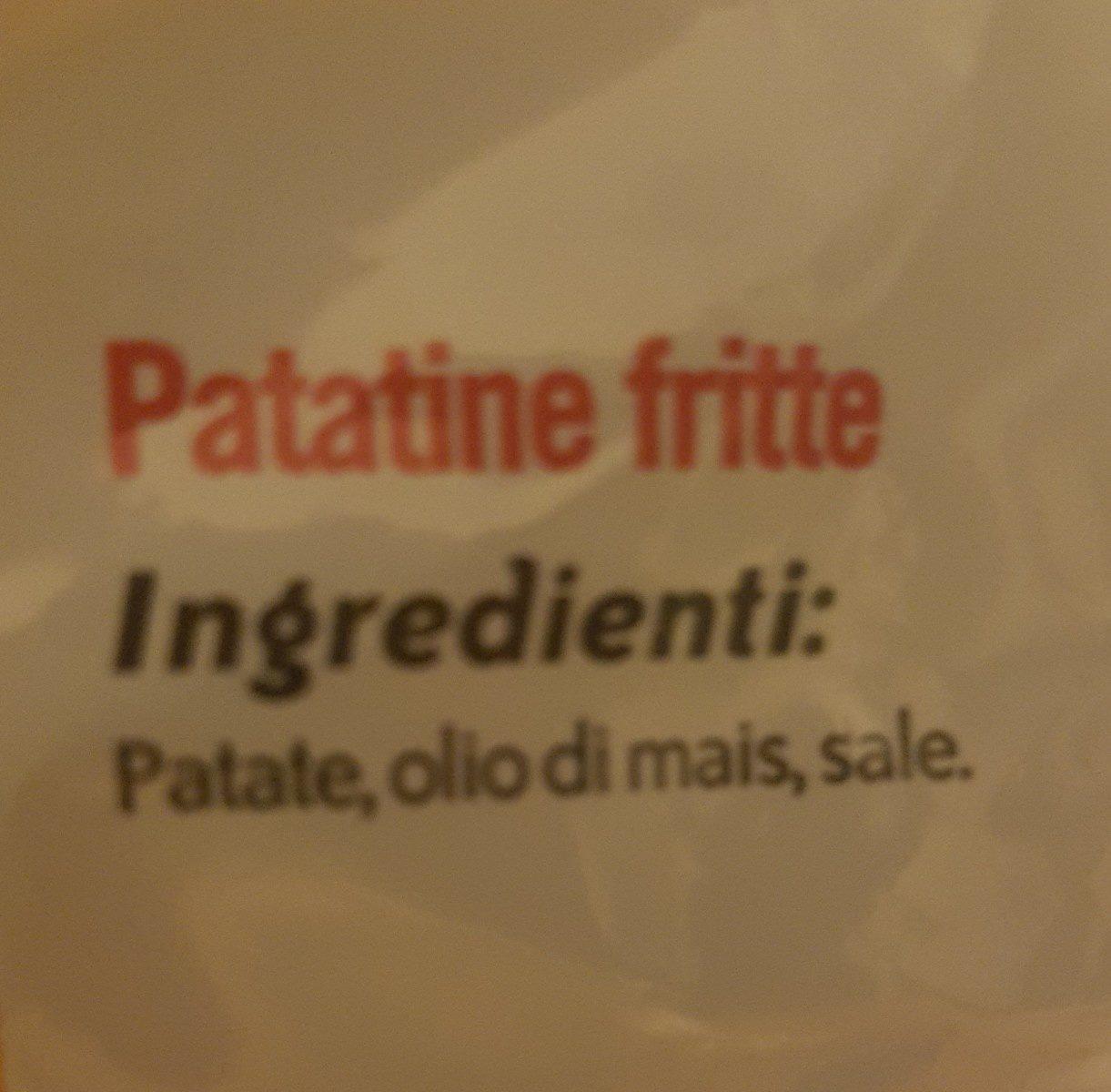 Classiche - Ingredienti