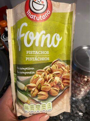 Pistachos tostados al horno receta campesina - Voedingswaarden - fr