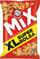Mix cacahuetes, snacks de maiz y kikos xl super - Product - fr