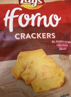 Al horno crackers al punto de sal - Product