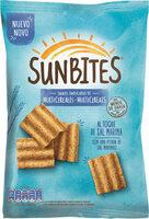 Snacks ondulados de multicereales al toque de sal - Product - es