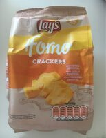 Crackers horno sabor queso emmental - Product