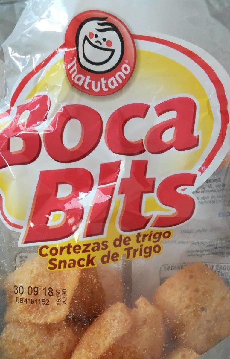 Bocabits Bolsa 27 g - Product - fr