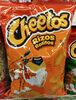 Snack Rizos sabor a queso bolsa 100 g - Producto