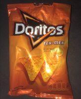 Doritos Tex-mex - Producto - es