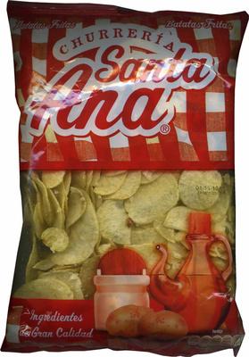 Patatas fritas - Producto