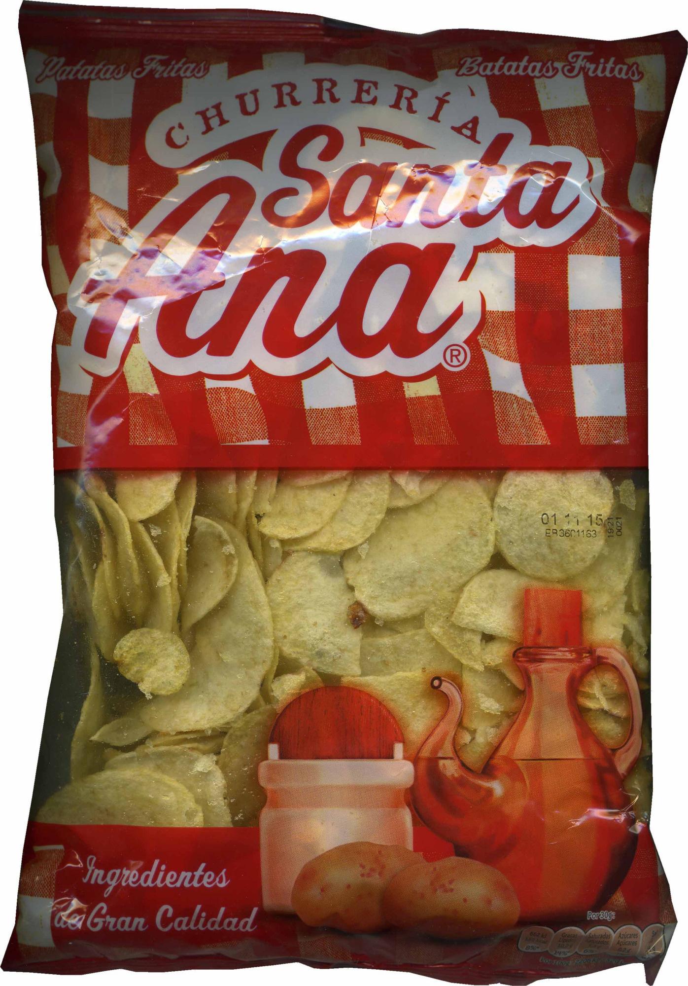 Patatas fritas - Produit - es