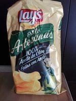 Artesanas 100% Aceite de Oliva - Producto