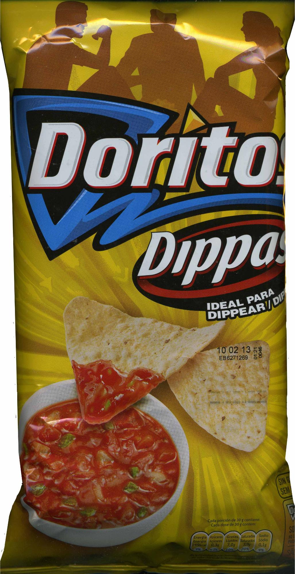 Tortilla chips - Producto - es