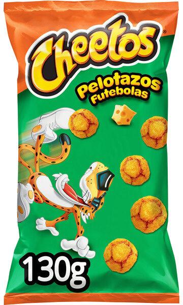 Pelotazos sabor a queso Sin Gluten bolsa 162 g - Producto