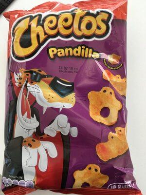 Pandilla sabor a queso Sin Gluten bolsa 75 g - Producto