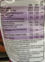 Pandilla sabor a queso Sin Gluten bolsa 75 g - Información nutricional