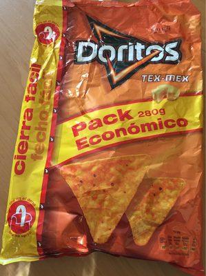 Doritos Tex-Mex - Produit - fr