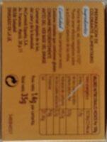 Colorante Alimentario - Informació nutricional - es