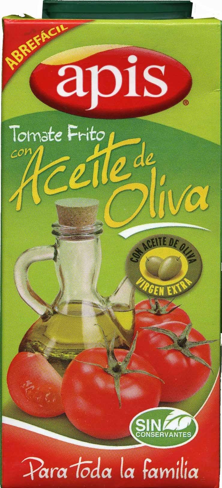 Tomate frito con aceite de oliva - Product - es