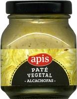 Paté vegetal de alcachofas - Produit