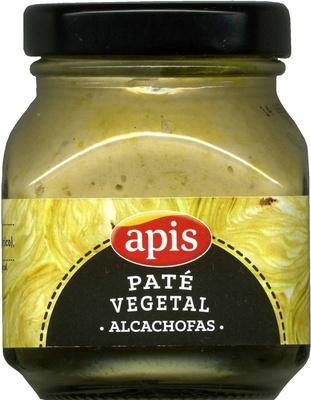 Paté vegetal de alcachofas - Producto