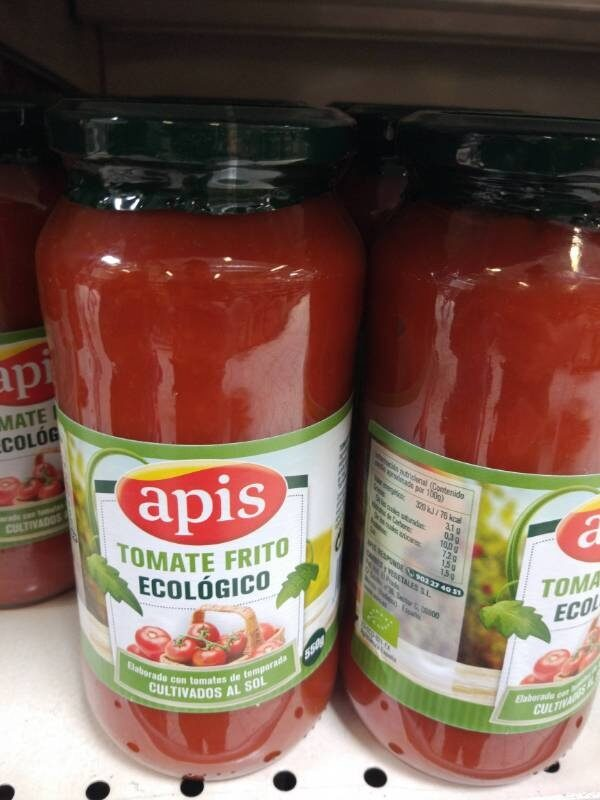 Tomate Frito Ecologico - Producto - es