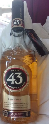 Licor 43 - Product