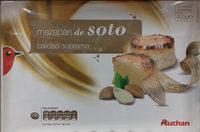Mazapán de Soto - Product - es