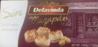 Mazapán sin azúcares añadidos - Producto