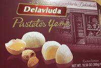 Pasteles yema - Producto - fr