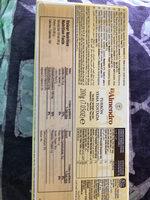 Turrón yema tostada - Informations nutritionnelles - fr
