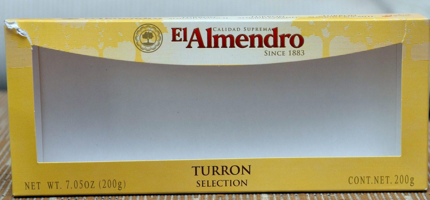 El Almendro Turron Selection - Product - es