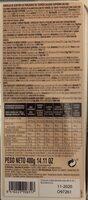 Assortment Of Turron And Praline ?el Almendro? (400 G) - Información nutricional - fr