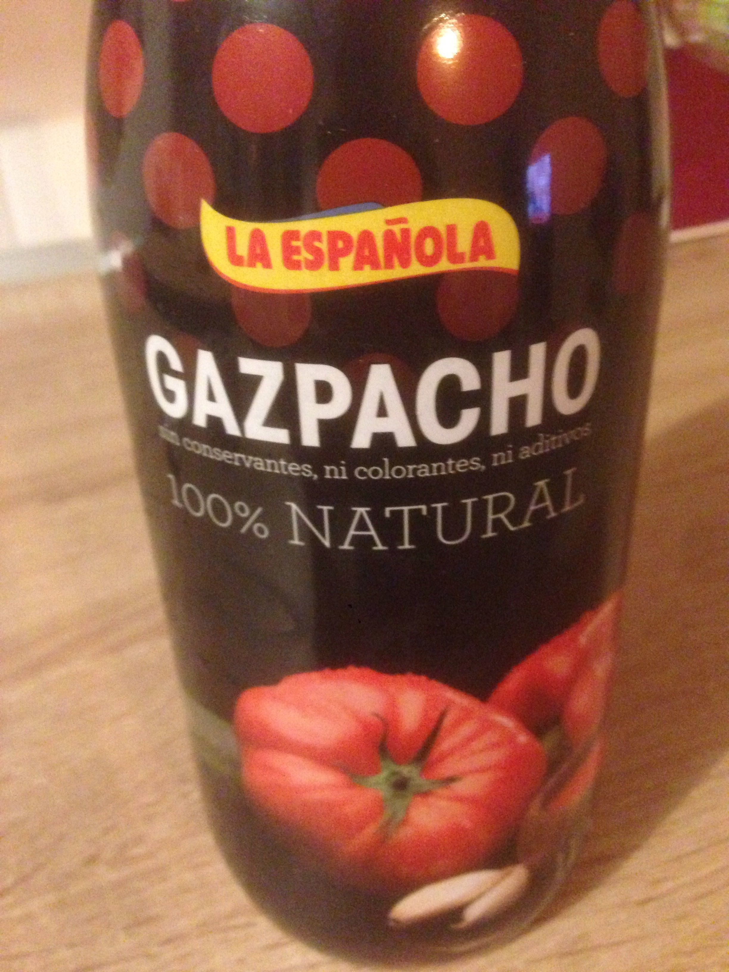 Gaspacho La Espanola 100% Naturel 1L - Product