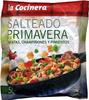 "Salteado de verduras congelado ""La Cocinera"" Primavera - Produit"