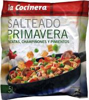 Salteado de verduras congelado primavera - Product - es