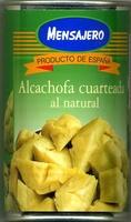 Alcachofa cuarteada - Producto
