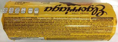 Galletas - Ingredientes - es