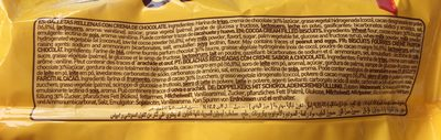 Galettas rellenas - Ingredientes