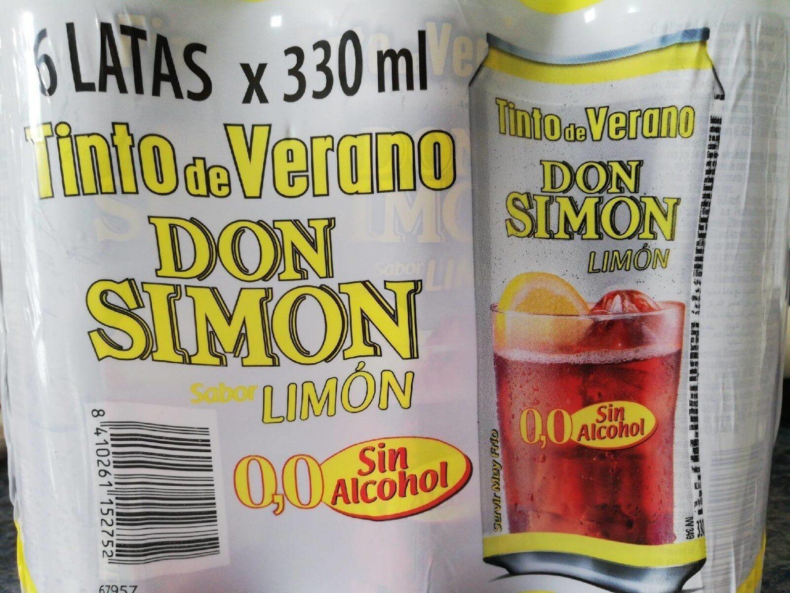 Tinto de Verano - Produit - es