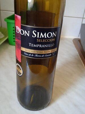 Don Simon sélection Tempranillo - Produit - fr
