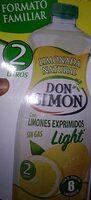 Citronade light - Produit - es