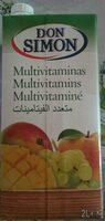 Multivitaminas - Producto